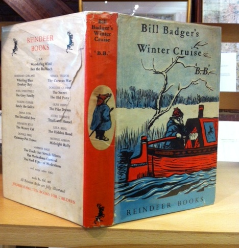 Image for Bill Badger's Winter's Cruise