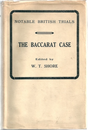 Image for The Baccarat Case.