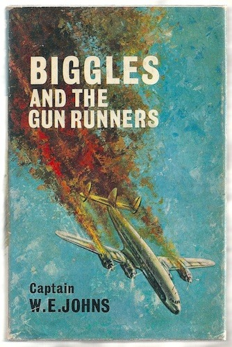 Image for Biggles And The Gun Runners