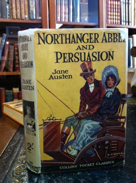 Image for Northanger Abbey and Persuasion.