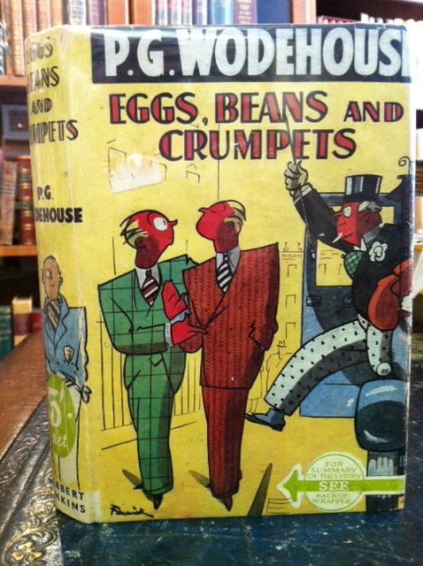 Image for Eggs, Beans and Crumpets