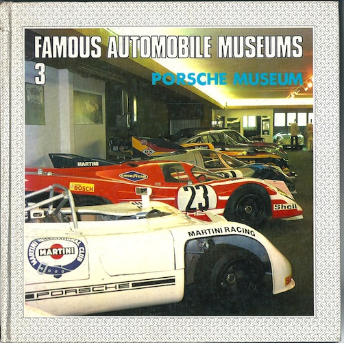 Image for Famous Automobile Museums 3 - Porsche Museum