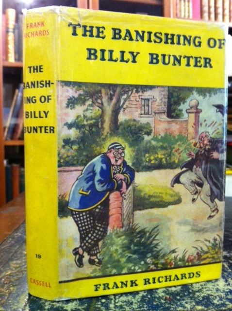 Image for The Banishing of Billy Bunter